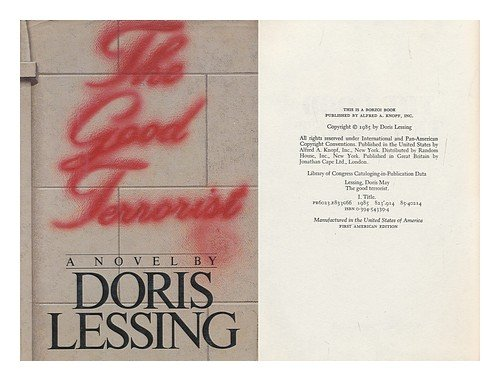 The Good Terrorist: Lessing, Doris