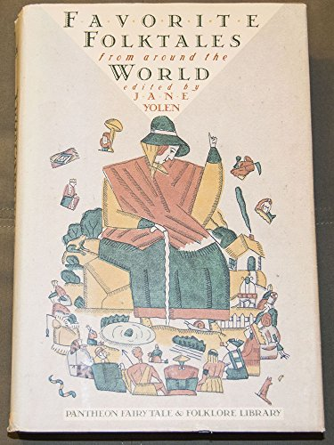 9780394543826: Favorite Folktales From Around the World