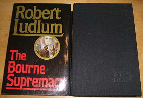 The Bourne Supremacy (SWEET, SHARP, ATTRACTIVE, UNREAD COPY)--FIRST PRINTING