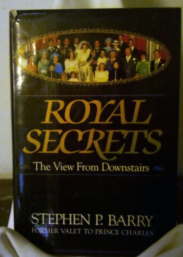 9780394544038: Royal Secrets: The View from Downstairs