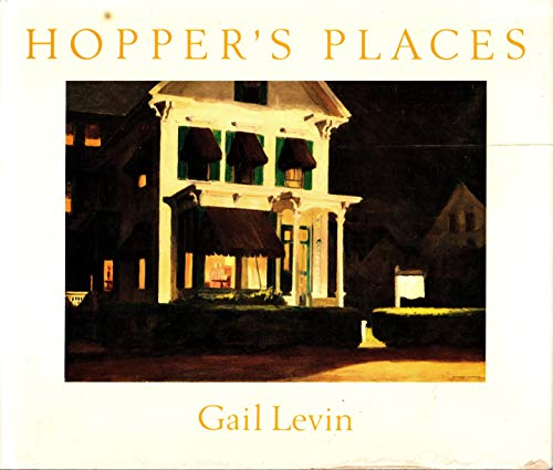 9780394544144: Hopper's Places