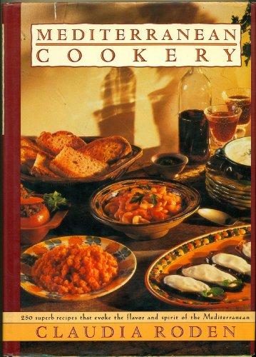 9780394544342: Mediterranean Cookery