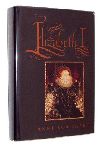 9780394544359: Elizabeth I