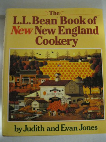 L. L. (The) Bean Book of New: Jones, Judith &
