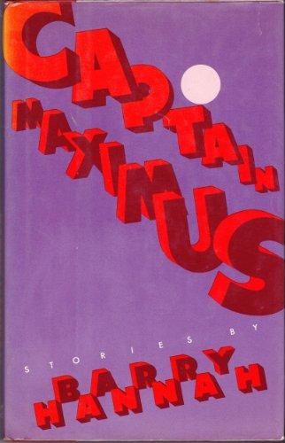9780394544588: Captain Maximus: Stories