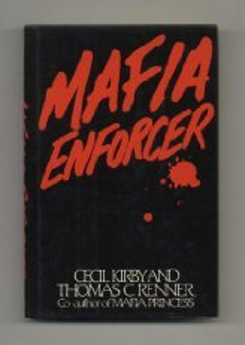 9780394544595: Mafia Enforcer