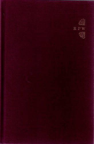 New And Selected Poems 1923-1985: Robert Penn Warren