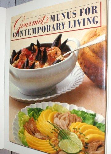 GOURMET'S MENU CONTMP: Gourmet Magazine Editors