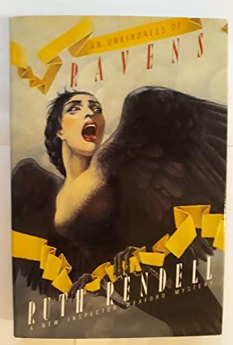 9780394546032: Unkindness of Ravens