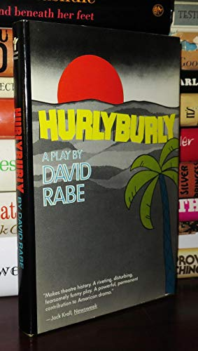 9780394546094: Title: Hurlyburly A play