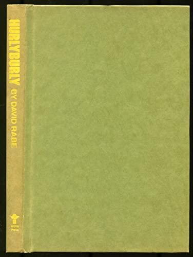 Hurlyburly: A play: David Rabe