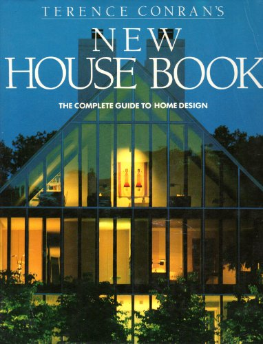 9780394546339: Terence Conran's New House Book