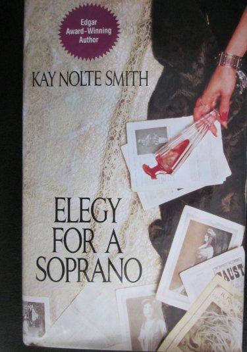 9780394546674: Elegy for a Soprano