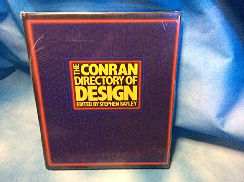 9780394546988: The Conran Directory of Design