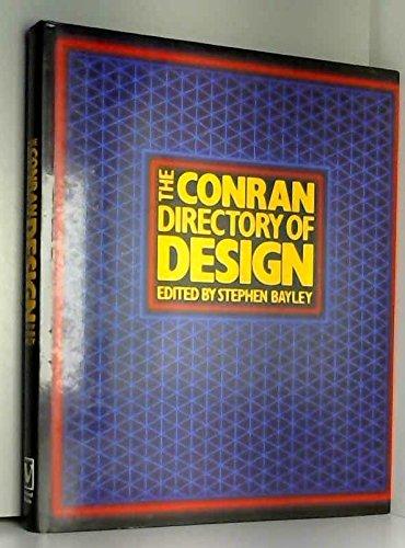 9780394546988: The Conran Directory of Design