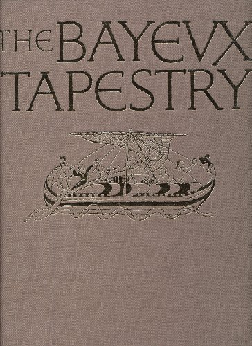 9780394547930: The Bayeux Tapestry: The Complete Tapestry in Color