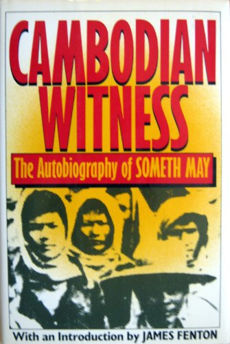 9780394548043: Cambodian Witness: An Autobiography of Someth May