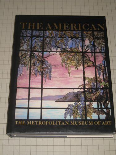 9780394548470: The American Wing At the Metropolitan Museum of Art / Marshall B. Davidson and Elizabeth Stillinger