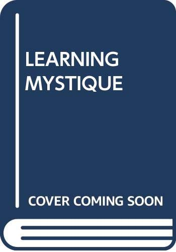 9780394548982: The Learning Mystique