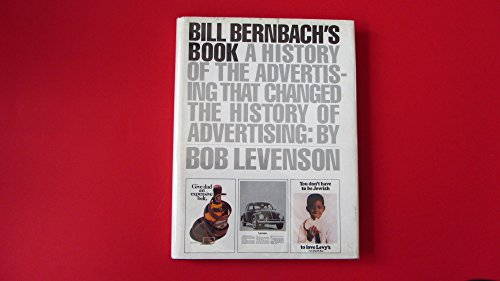 9780394549200: Bill Bernbach's Book