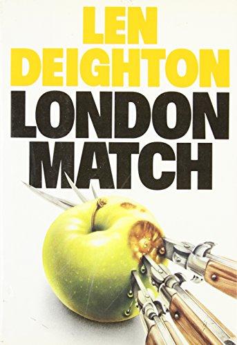 9780394549378: London Match