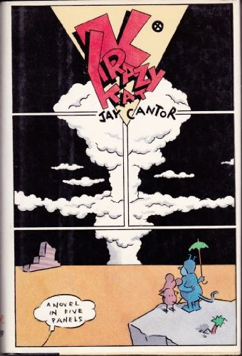 9780394550251: Krazy Kat: A Novel in Five Panels