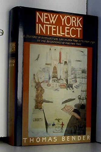 9780394550268: New York Intellect
