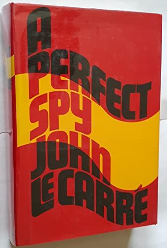 9780394551418: A Perfect Spy