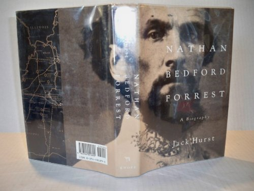 9780394551890: Nathan Bedford Forrest: A Biography