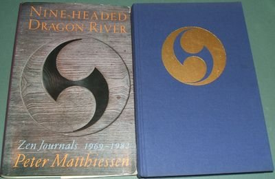 9780394552514: Nine-Headed Dragon River: Zen Journals 1969-1982