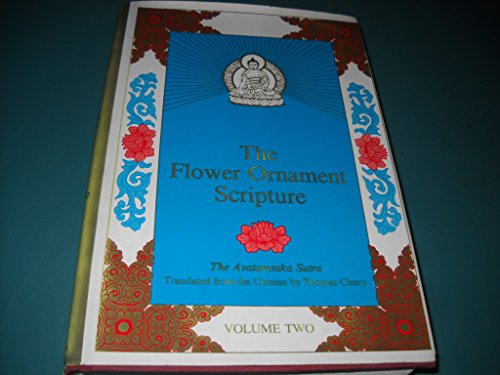 9780394552521: The Flower Ornament Scripture : A Translation of the Avatamsaka Sutra Vol 2