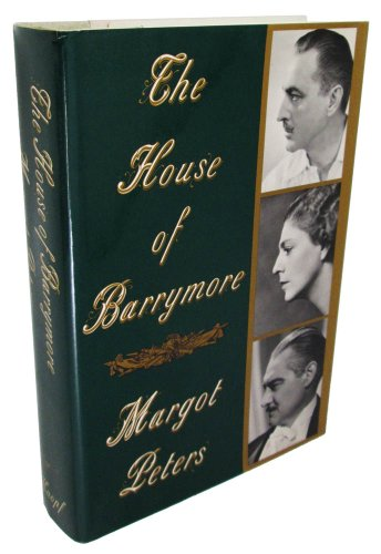 9780394553214: The House of Barrymore
