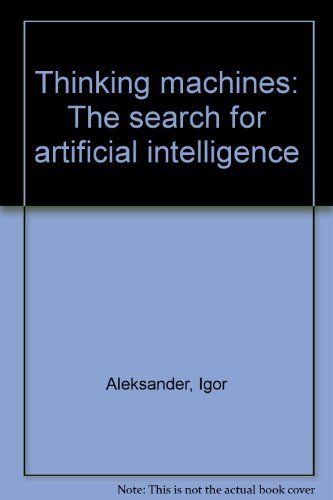 9780394553580: Thinking machines: The search for artificial intelligence