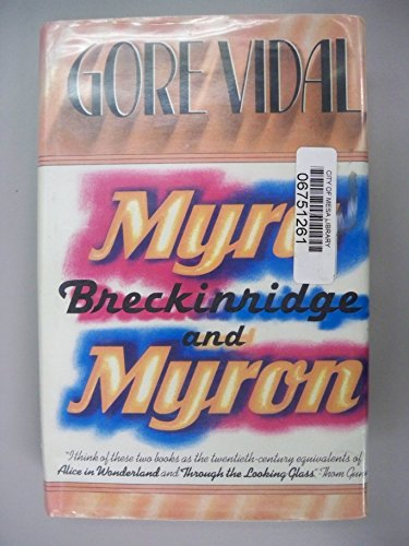 9780394553764: Myra Breckinridge and Myron