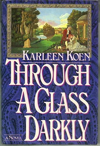 9780394553788: Through A Glass Darkly