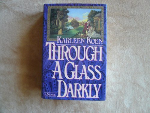 9780394553788: Through A Glass Darkly