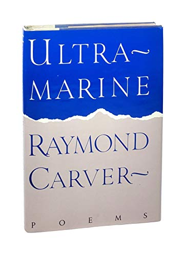 Ultramarine.: CARVER, Raymond.