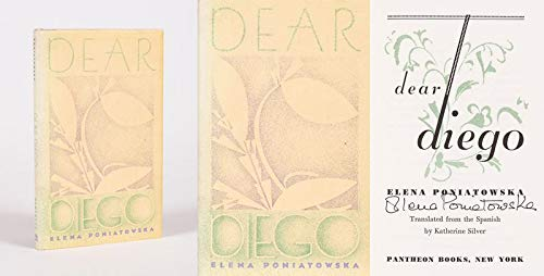9780394553832: Dear Diego