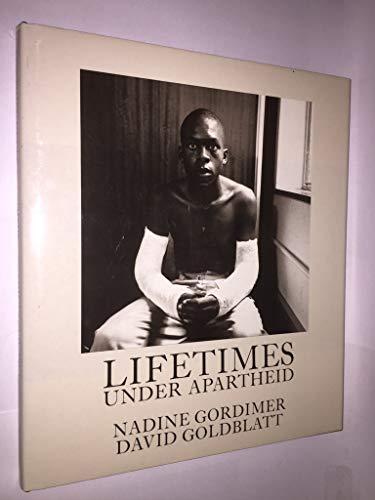 9780394554068: Lifetimes: Under Apartheid