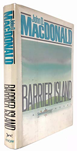 Barrier Island: MACDONALD, John D.