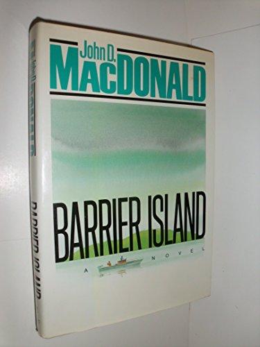 9780394554273: Barrier Island