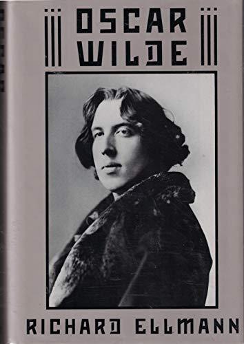9780394554846: Oscar Wilde