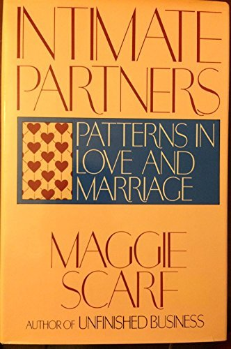 9780394554853: Intimate Partners: Patterns in Love and Marriage