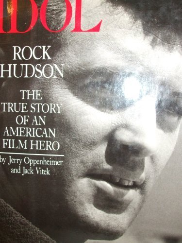 9780394554891: Idol, Rock Hudson: The True Story of an American Film Hero
