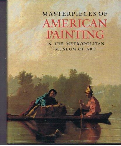 9780394554914: Masterpieces of American Painting in the Metropolitan Museum of Art