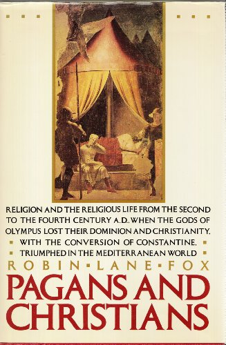 9780394554952: Pagans and Christians