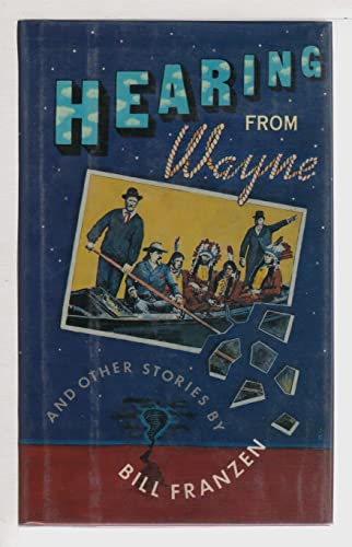 9780394555010: Hearing from Wayne and Other Stories