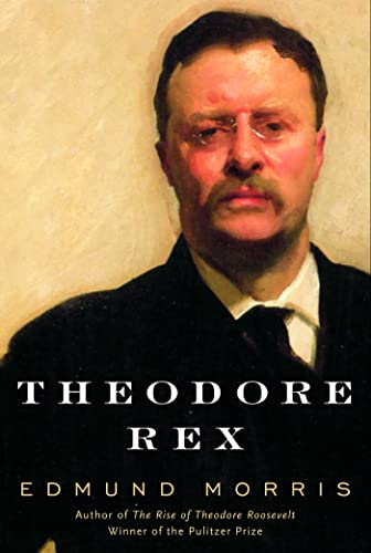 9780394555096: Theodore Rex