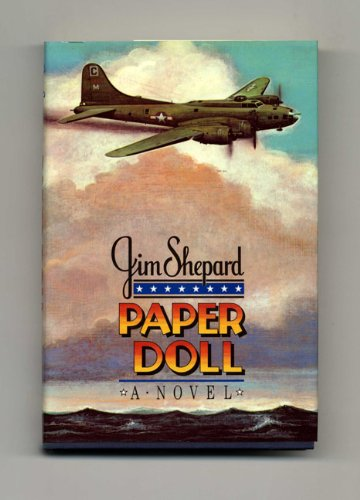 Paper Doll: Shepard, Jim