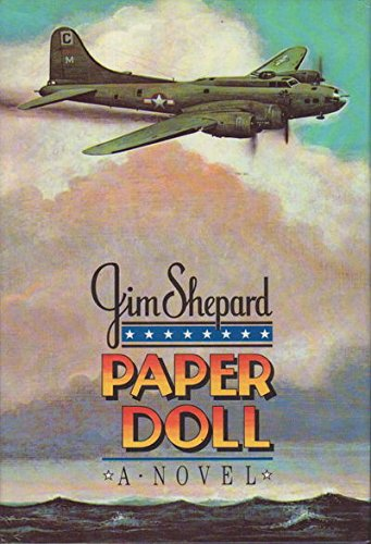 Paper Doll (Signed by author): Shepard, Jim